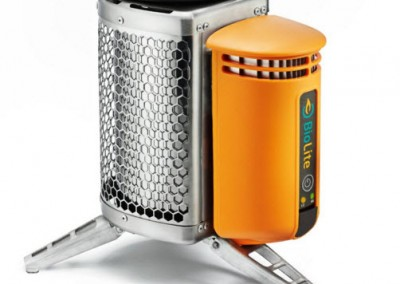 BioLite Wood Burning Campstove 2