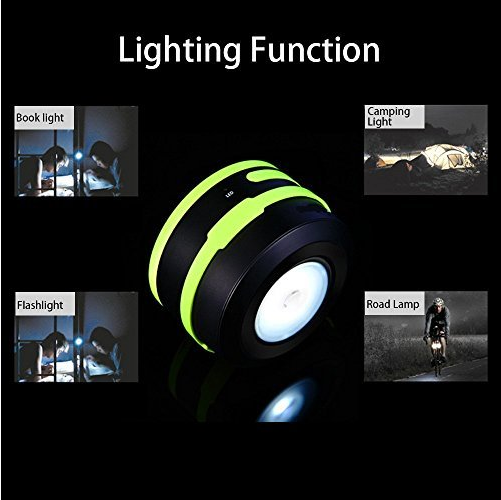 Multifunction Portable Lantern for Camping Making You Easier and Fun