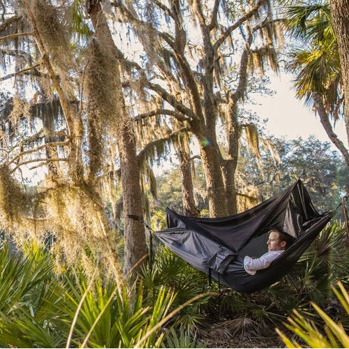 Hammock with Mosquito Net Tent: Why We Need It?
