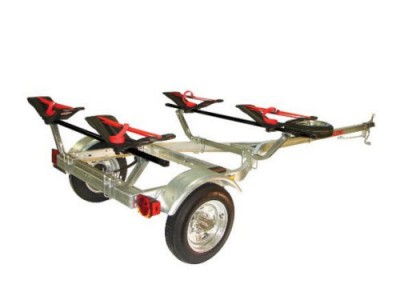 MicroSport 2-Boat SeaWing Trailer Package