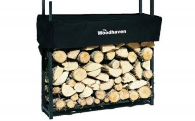 Firewood Log Rack With Cover Top Designs for 2016