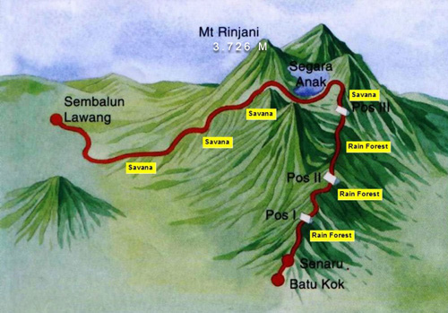 popular hiking trails
