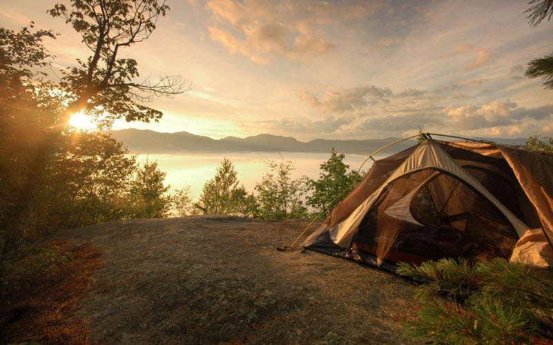 Dispersed Camping in the United States