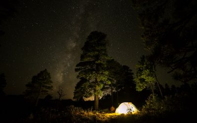 5 of the best reasons for camping and the things you should be prepared of!