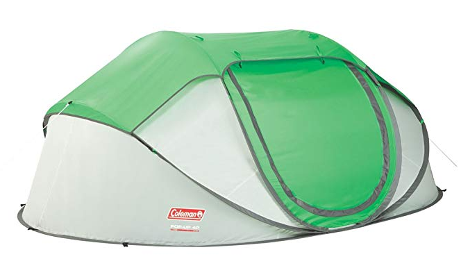 The Coleman Sundome 4 Person Tent, discount camping gear online